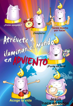 CARTEL ADVIENTO 2012